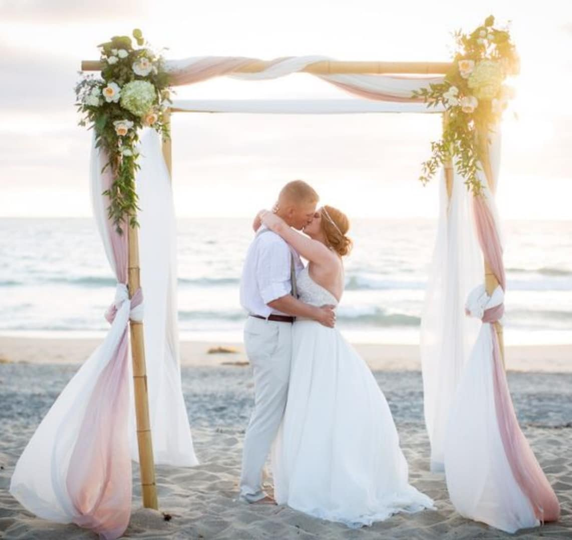beach wedding in fort lauderdale